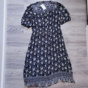 Lucky Brand Peasant Dress